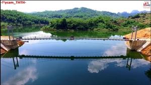 Đường Trung Hòa - Ngòi Hoa, huyện Tân Lạc, tỉnh Hòa Bình